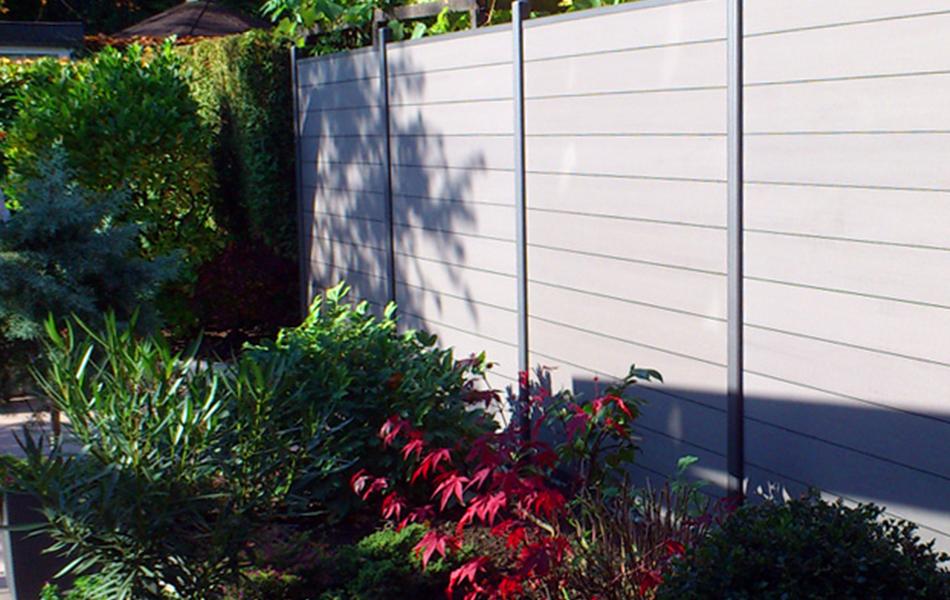 Zaunbau von Gartenbau Bänfer
